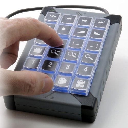 Xk-24 Usb Programmable KeypadFor Windows Or Mac