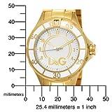 D&G Dolce & Gabbana New Anchor White Dial Women's watch #DW0661