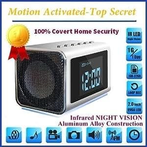 MVS motion detection mini video speaker MVS02