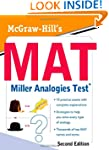 McGraw-Hill's MAT Miller Analogies Te...