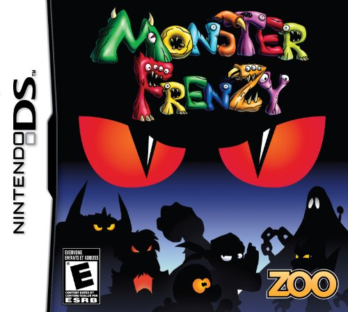 Monster Frenzy - Nintendo DS - 1