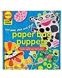 Alex Toys Little Hands, Paper Bag Puppets