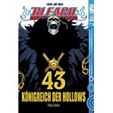 "Bleach 43: K�nigreich der Hollowsvon ""Tite Kubo"""