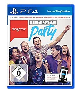 SingStar: Ultimate Party - [PlayStation 4]