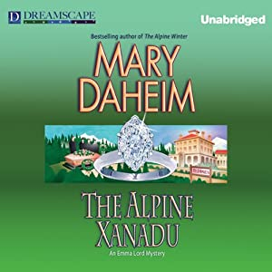 The Alpine Xanadu: An Emma Lord Mystery, Book 24 | [Mary Daheim]