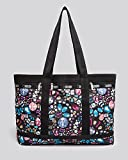 LeSportsac Medium Travel Tote Bag 2208 Crystalized