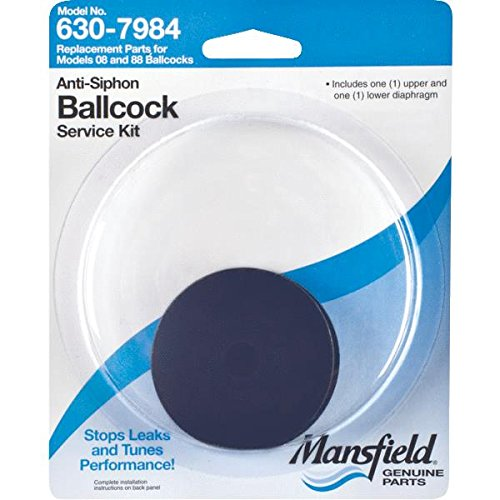 Mansfield Plumbing 630-7984 Fill Valve Diaphragm Kit-FILL VALVE DIAPHRAGM KIT