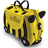Trunki BERNARD Bernard Bumble Bee Childrens Ride On Luggage