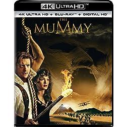 The Mummy [4K Ultra HD + Blu-ray]
