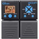 Zoom G1on Pédale Multi-effets pour Guitare électrique