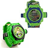Shanti Enterprises Combo Chota Bheem And Ben 10 24 Images Projector Watch