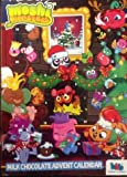 Moshi Monsters Milk Chocolate Advent Calendar 2014