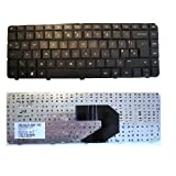 BRAND NEW FOR HP PAVILION G6-1189SA NOTEBOOK LAPTOP ENGLISH KEYBOARD UK LAYOUT BLACK COLOUR