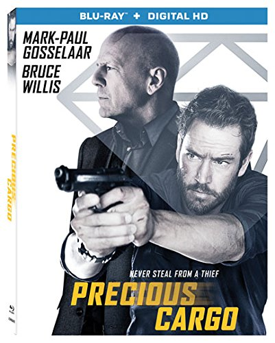 Precious Cargo [Blu-ray + Digital HD]