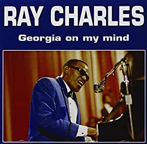 Ray Charles Georgia On My Mind 1 Cd Amazon Com Music