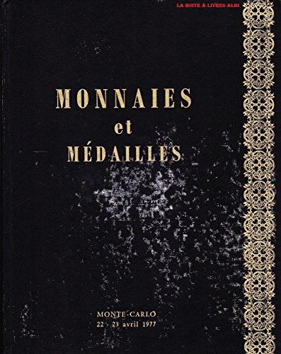 monnaies-et-medailles-de-collection-monte-carlo-22-et-23-avril-1977-vente-a-lhotel-loews