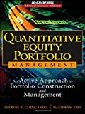 img - for Quantitative Equity Portfolio Management: An Active Approach to Portfolio Construction and Management (McGraw-Hill Library of Investment and Finance) book / textbook / text book