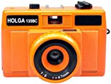 Holga 227135 Holgaglo 135 Camera - Aura Orange