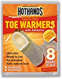 HotHands Toe Warmers (8 Hours of Heat) 10 pairs