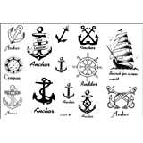 SPESTYLE waterproof non-toxic temporary tattoo stickerslatest new