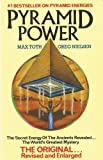 img - for Pyramid Power: The Secret Energy of the Ancients Revealed by Max Toth (1985-11-14) book / textbook / text book