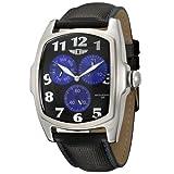 I By Invicta Men's 70115-003 Stainless Steel Black Technofiber Watch