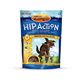 Zuke's Hip Action Natural Dog Treats, Roasted Chicken Recipe, 16-Ounce