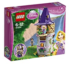 LEGO Disney Princess 41054 – La Torre della Creatività di Rapunzel