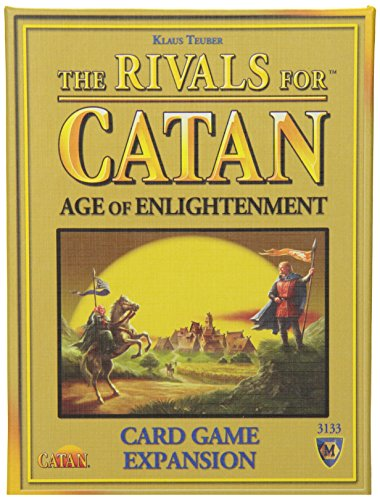 The Rivals for Catan – Age of Enlightenment Card Game Expansion