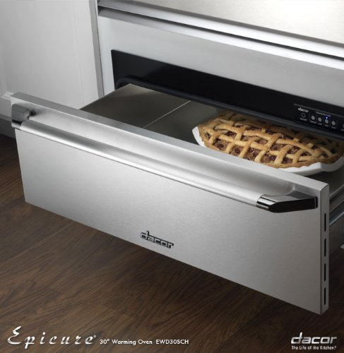 Dacor Epicure 36 In. Stainless Steel Electric Warming Drawer - Ewd36Sch