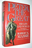 Peter the Great (0517064839) by Robert K. Massie