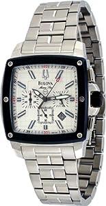 Bulova Marine Star Men's Quartz Watch 98B146