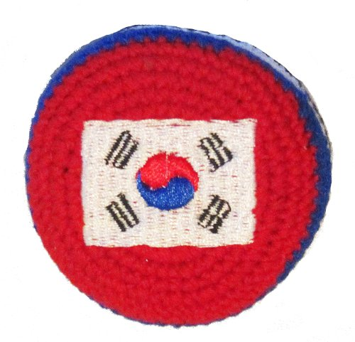 Hacky Sack - Flag of South Korea