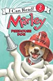 img - for Marley: Firehouse Dog (I Can Read Book 2) book / textbook / text book