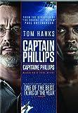 Captain Phillips - Capitaine Phillips (Bilingual) [DVD + UltraViolet Copy]