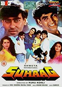 Suhaag (1994) (Hindi Film / Bollywood Movie / Indian Cinema DVD)
