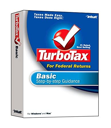 2006 TurboTax Basic Federal Win/Mac [OLDER VERSION]