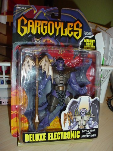 Buy Gargoyles – Deluxe Electronic Mighty Roar Goliath