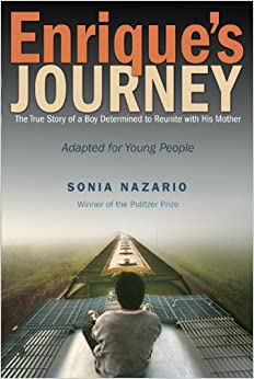 the theme of immigration in enriques journey a book by sonia nazario Summary and reviews of enrique's journey by sonia nazario, plus links to a book excerpt from enrique's journey and author biography of sonia nazario  find books by time period, setting & theme read-alike suggestions by book and author book club discussions  quick facts (from enrique's journey) about 700,000 immigrants enter the united.