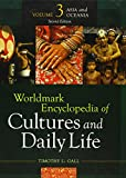 img - for Worldmark Encyclopedia of Cultures and Daily Life, Vol. 3: Asia and Oceania book / textbook / text book