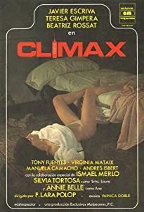 Climax Movie Poster (27 x 40 Inches - 69cm x 102cm) (1977) Spanish -(Pilar Barrera)(Annie Belle)(Manuela Camacho)(Javier Escrivá)(José Franco)(Teresa Gimpera)