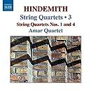 Quatuors à cordes (Volume 3) : n° 1, op. 2 et n° 4, op. 22