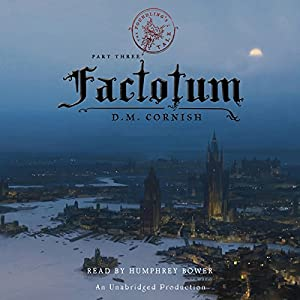 Factotum: The Foundling's Tale, Part Three Audiobook