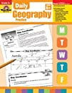 Evan Moor Educational Publishers 3715 Daily Geography Practice