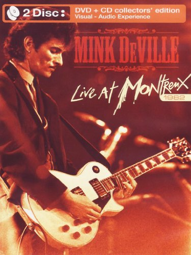 Mink De Ville - Live at Montreux 1982 (collector's edition DVD+CD)