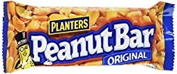 Planters Peanut Bar- 24 count box- 1.6oz bars