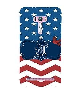 EPICCASE Repeated design Mobile Back Case Cover For Asus Zenfone Selfie (Designer Case)