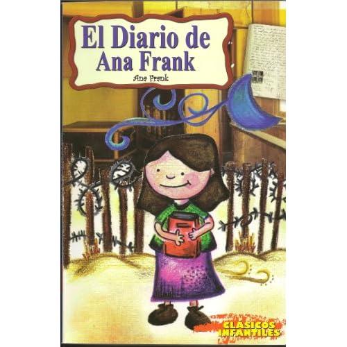 DIARIO DE ANA FRANK, EL.: A. FRANK: 9789706276964: Amazon