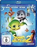 DVD Cover 'Sammys Abenteuer 2 [Blu-ray]