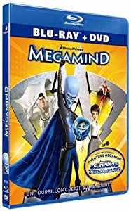 Megamind [Combo Blu-ray + DVD]